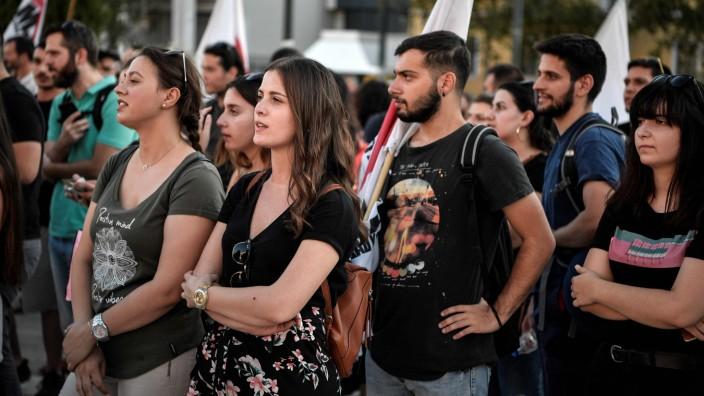 Universitätsasyl Griechenland