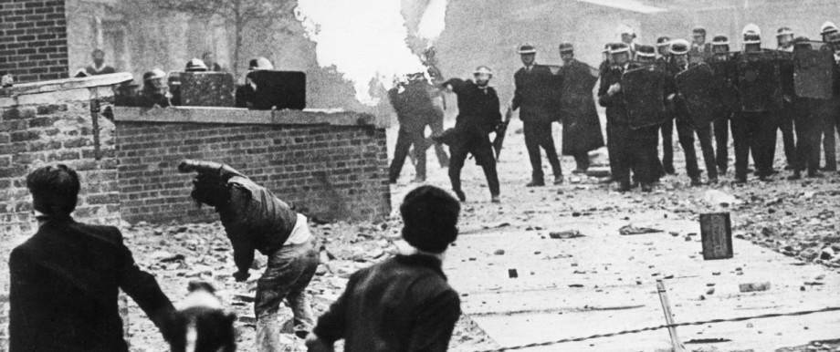 Unruhen in Londonderry, 1969