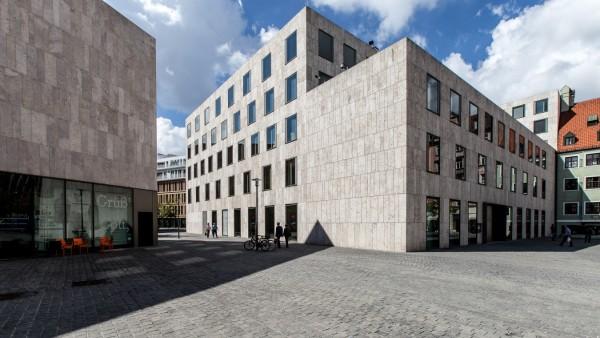 Jüdisches Gemeindezentrum in München, 2016