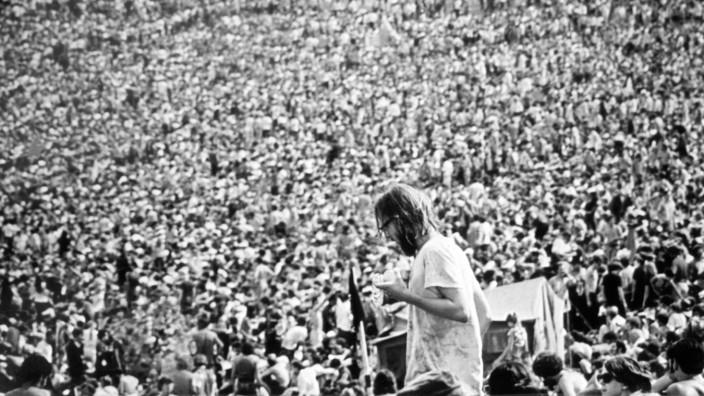 50 Jahre Woodstock-Festival