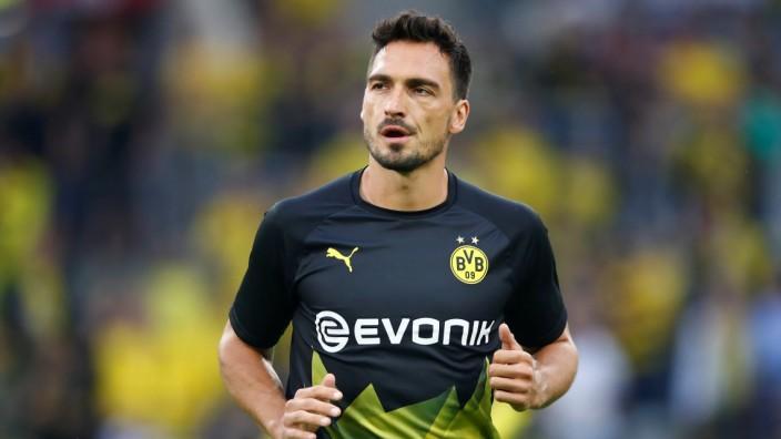 DFB Cup - First Round - KFC Uerdingen v Borussia Dortmund