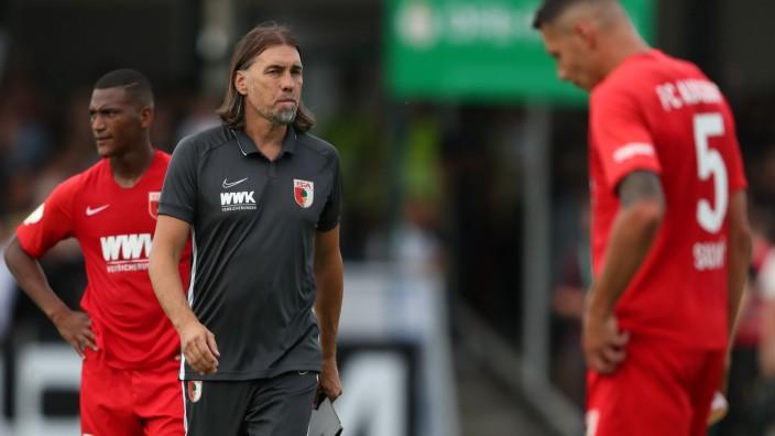 SC Verl - FC Augsburg