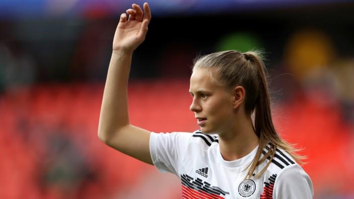 Germany v Spain: Group B - 2019 FIFA Women's World Cup France; Bühl