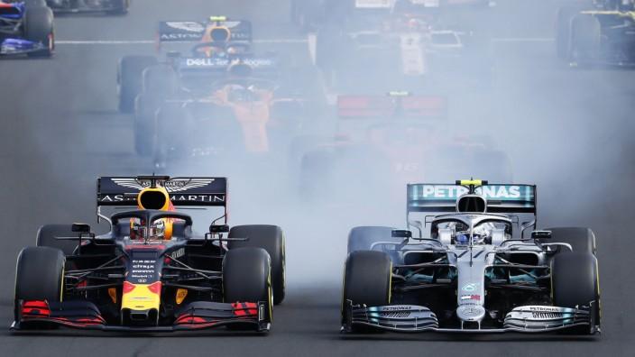 Großer Preis von Ungarn - Rennen
