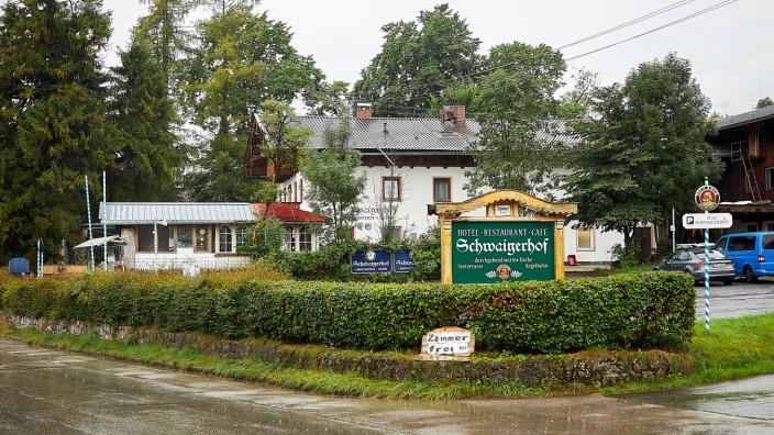 Schwaigerhof Walchensee Hotel Restaurant