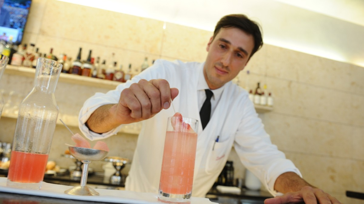 "Sommer-Cocktails - ""Bellezza"""