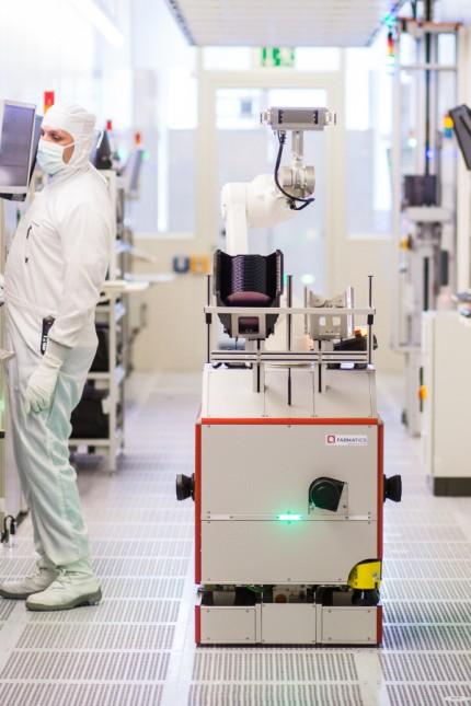 Bosch Halbleiterwerk in in Reutlingen