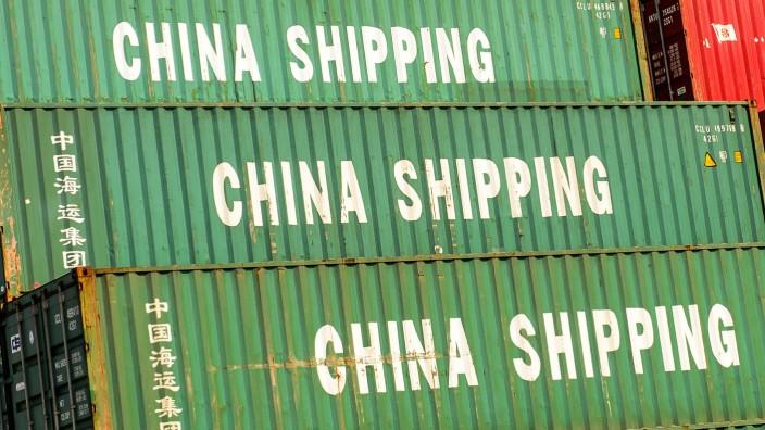 Studie: Chinas Investoren verringern Engagement in Europa