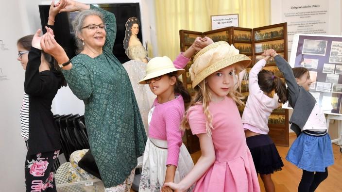 Possenhofen Museum Kinderferienprogramm