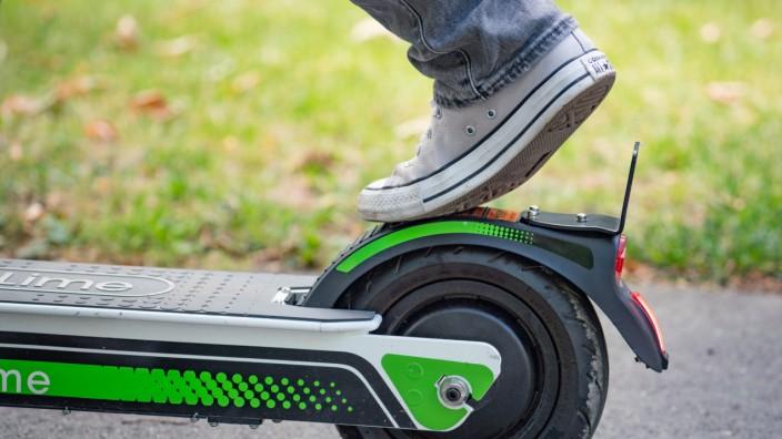 Fahrsicherheitstraining für E-Scooter