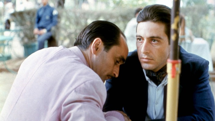 Paramount Pictures The Coppola Company DR LE PARRAIN 2 THE GODFATHER PART 2 de Francis Ford