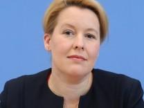 Giffey will nicht als SPD-Chefin antreten