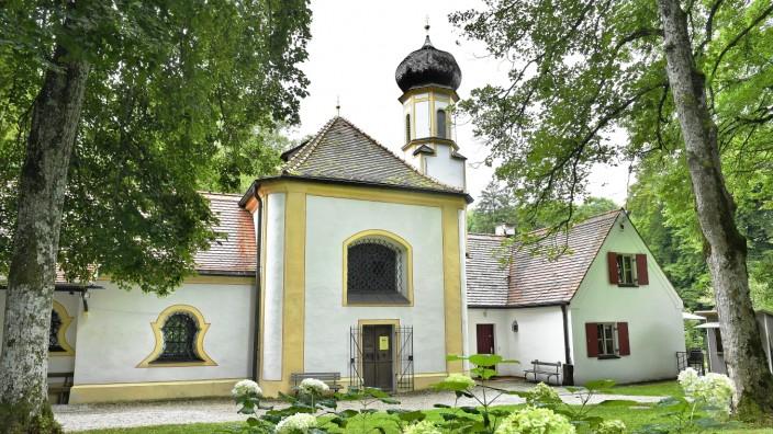 Weßling, Grünsinker Kapelle