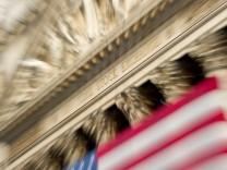 New York Stock Exchange - Die Zinswelt steht Kopf