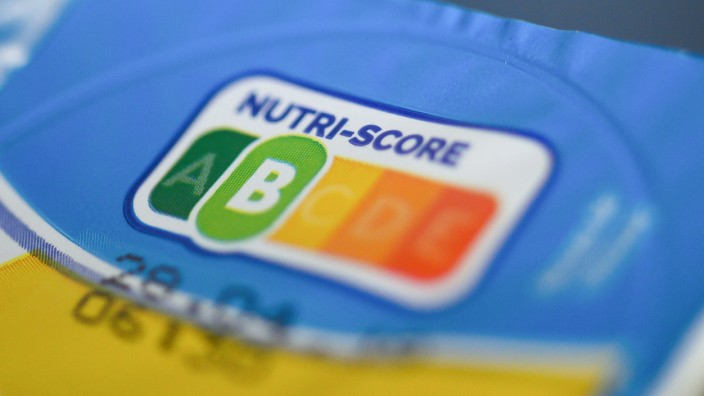 Nährwert-Logo - Nutri-Score