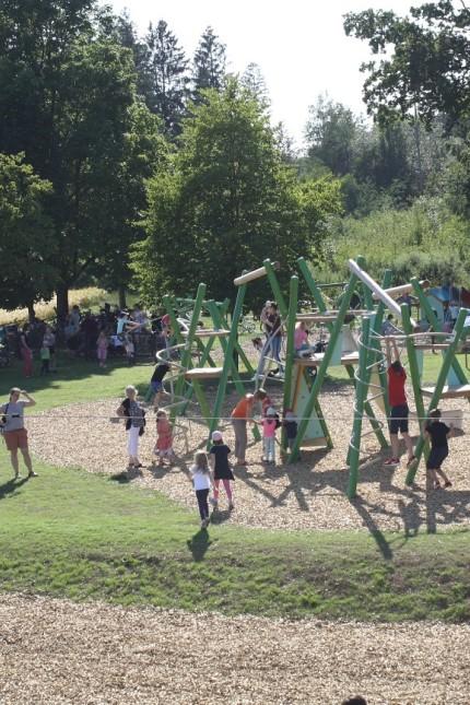Spielplatz Hohenbrunn