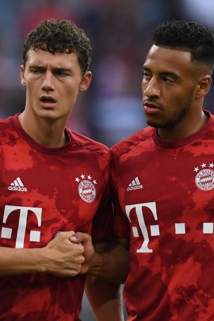 South German newspaper Sport Frischling Pavard