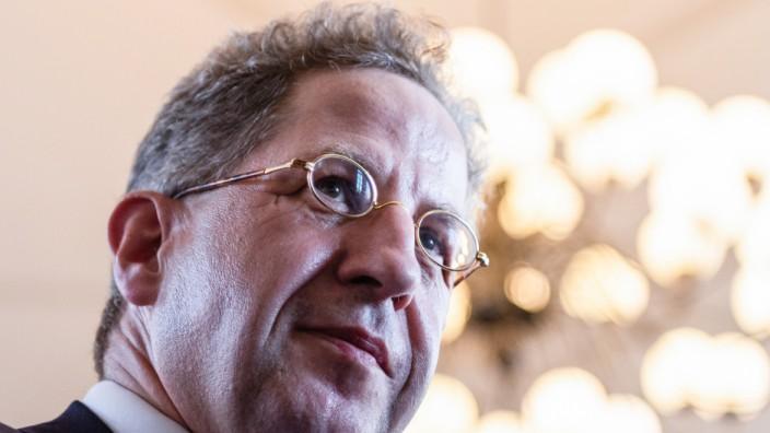 Ex-Verfassungsschutz-Chef Maaßen
