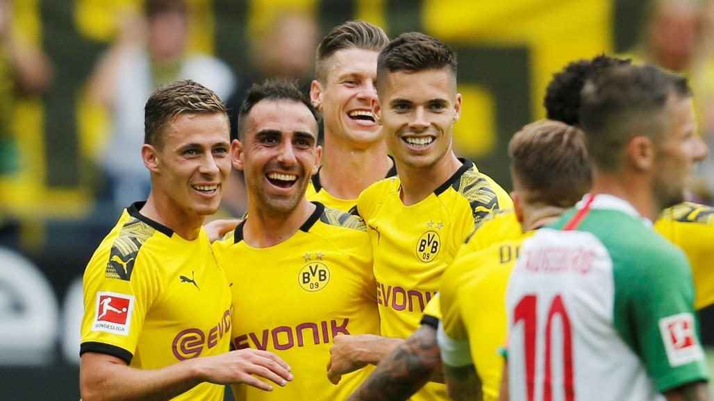 Mehr Mut in Dortmund