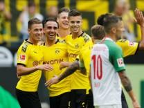 Bundesliga - Borussia Dortmund v FC Augsburg