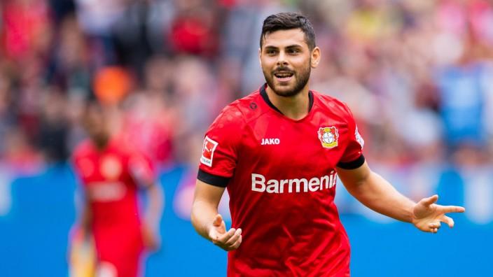 Bayer Leverkusen - SC Paderborn 07