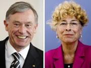 Köhler, Schwan, Bundespräsidentenwahl, Rhetorik, Erfahrung