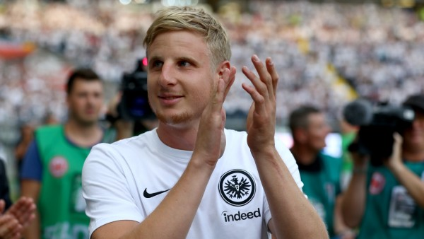 Eintracht Frankfurt v Flora Tallinn  UEFA Europa League Second Qualifying Round: 2nd Leg