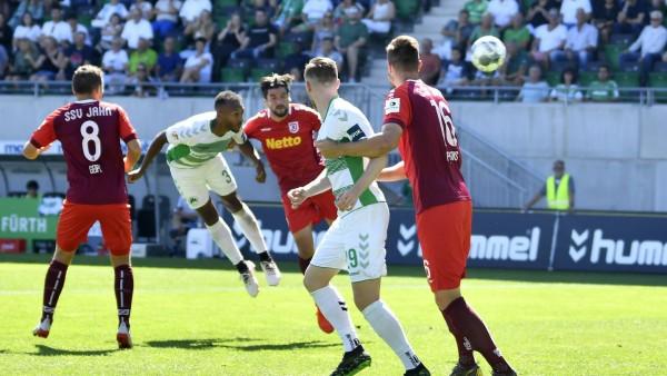 18 08 2019 Fussball Saison 2019 2020 2 Fussball Bundesliga 03 Spieltag SpVgg Greuther