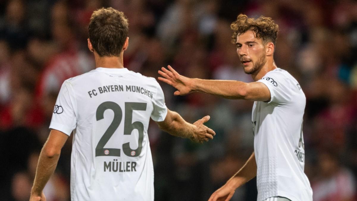 Bayern muss nach Bochum, Dortmund empfängt Gladbach