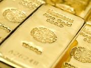 Goldbarren, dpa