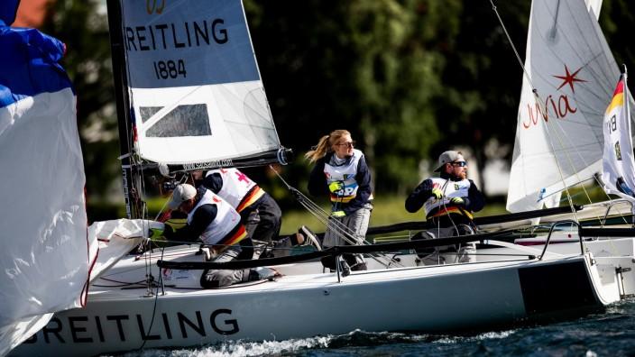 Segeln Champions League St. Moritz - Bayerischer Yacht-Club