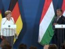 """Merkel fordert """"bruchlosen"""" Handel sowohl mit USA als auch China (Vorschaubild)"""