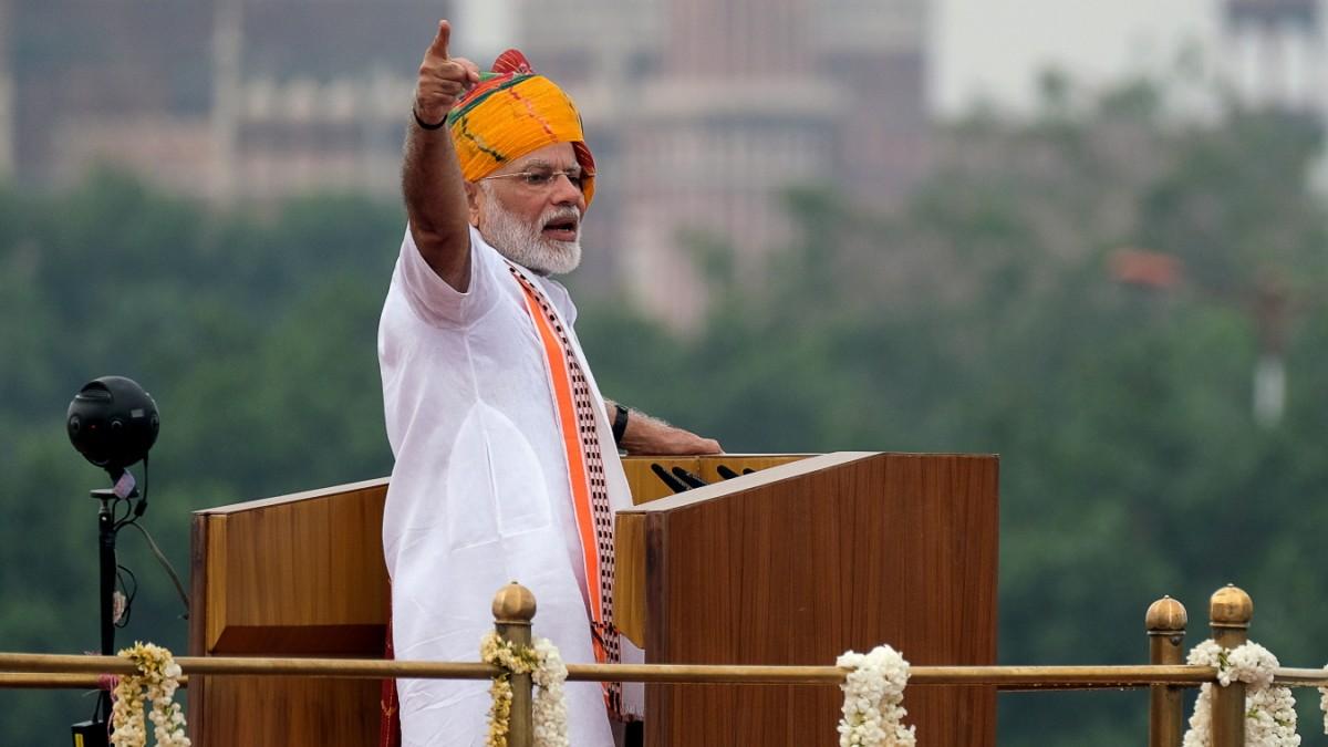 Modi verhebt sich in Kaschmir und missachtet Pakistan