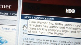 Time Warner, AOL, dpa