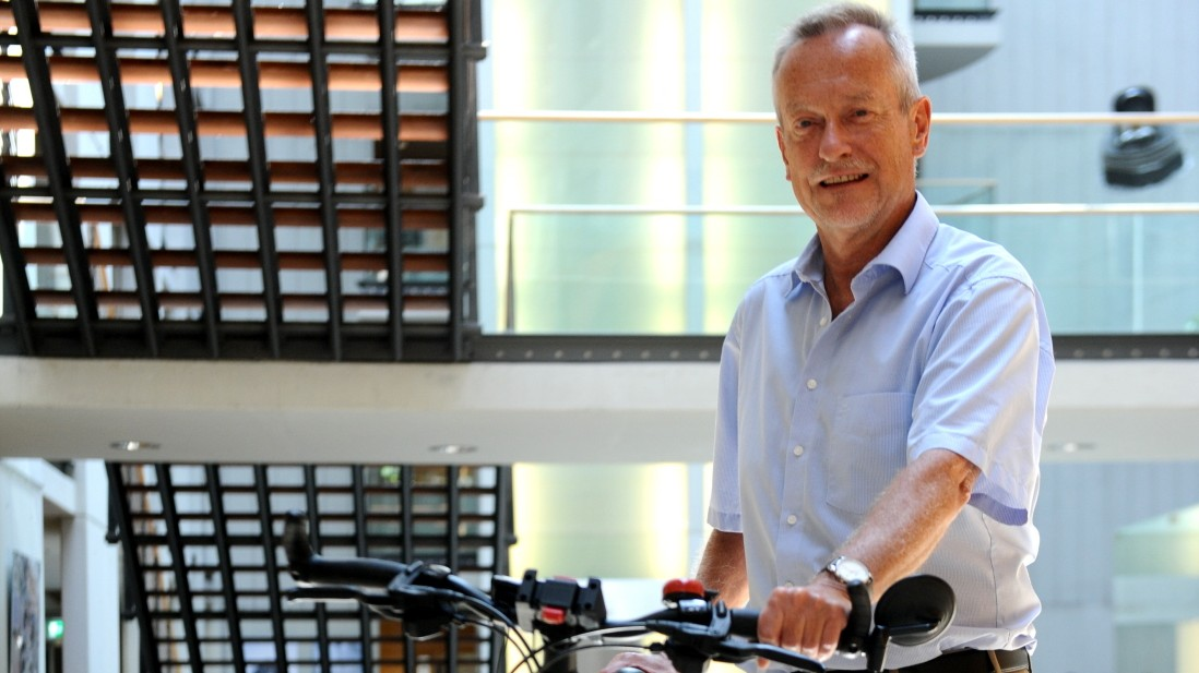 München: Mit dem Fahrrad nach Iran
