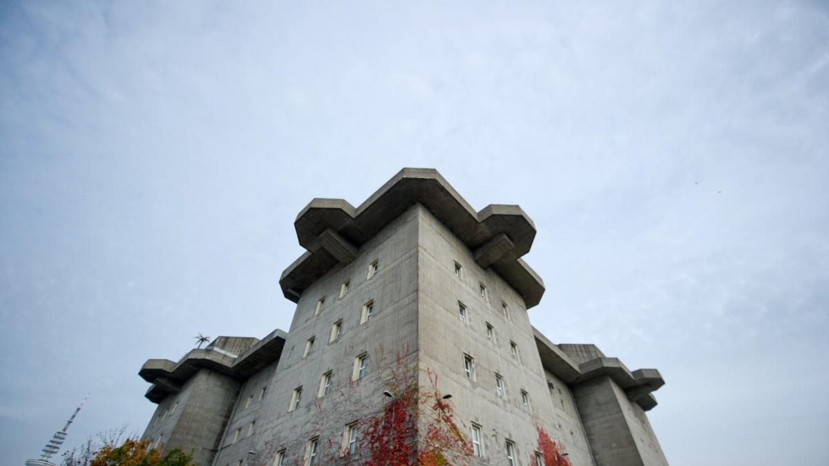 Der Bunker von St. Pauli