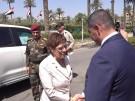 Verteidigungsministerin Kramp-Karrenbauer im Irak (Vorschaubild)