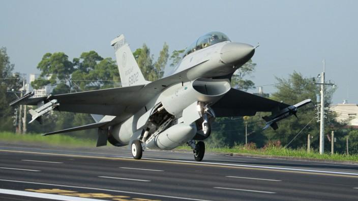 F16 Taiwan USA