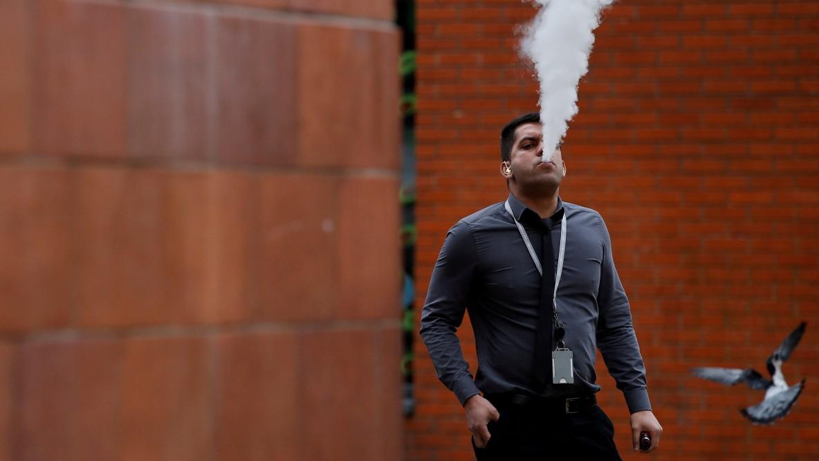 Wie E-Zigaretten und Lungenprobleme zusammenhängen