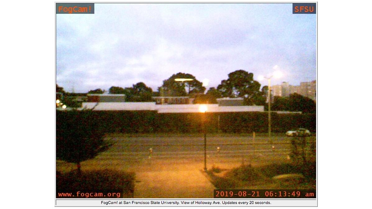 FogCam: Die älteste Webcam wird abgeschaltet