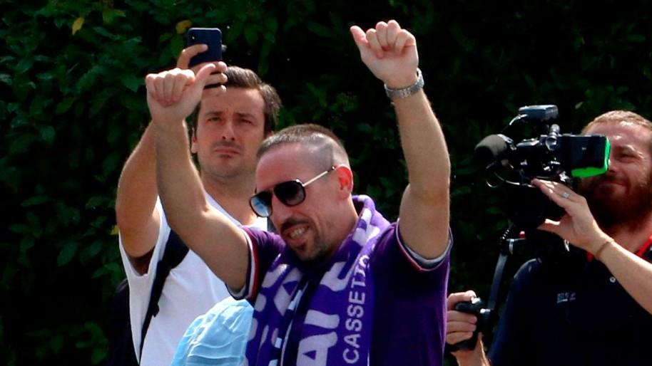 Ribéry nach Florenz - Tipps von Toni