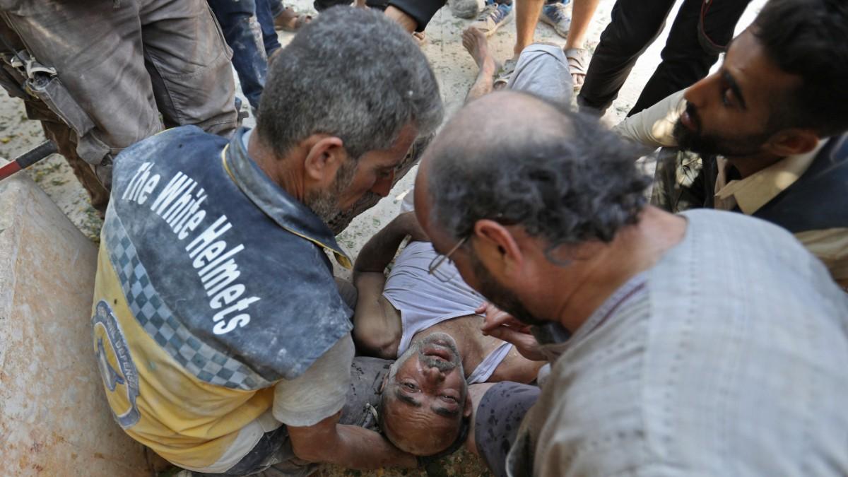 Assad erreicht Etappensieg in Syrien