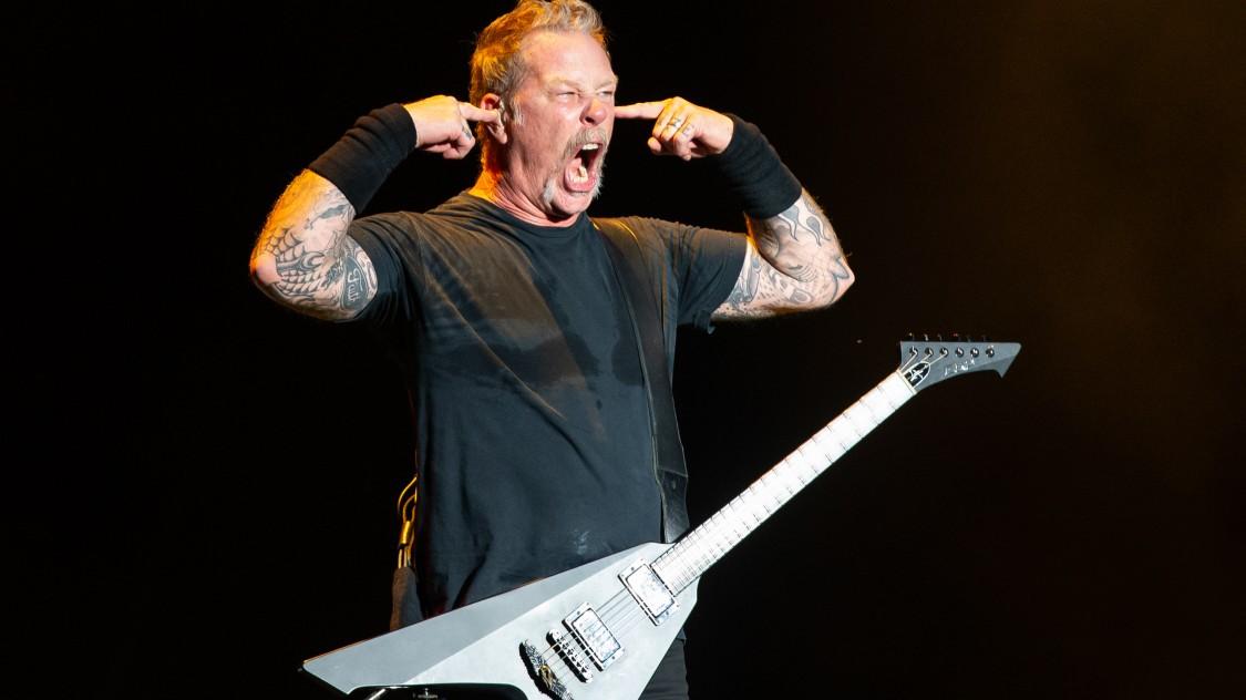 Metallica in München - Auf sie mit Gebrüll!
