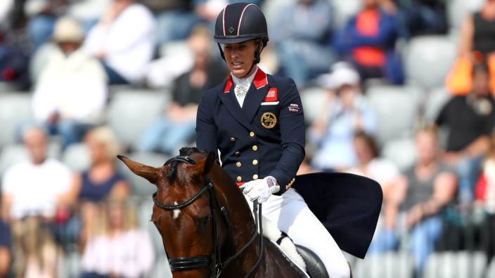 FEI European Championships In Rotterdam - Day Two