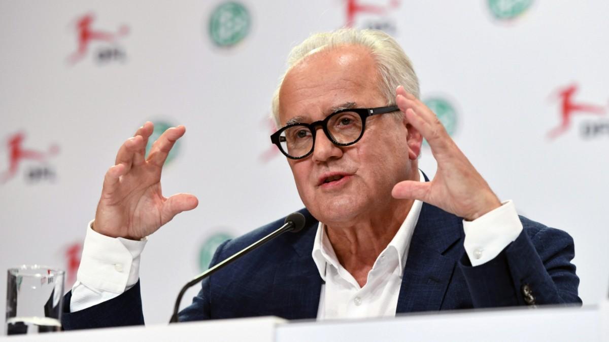 Kandidat Fritz Keller: Mit dem Nahverkehr zum DFB
