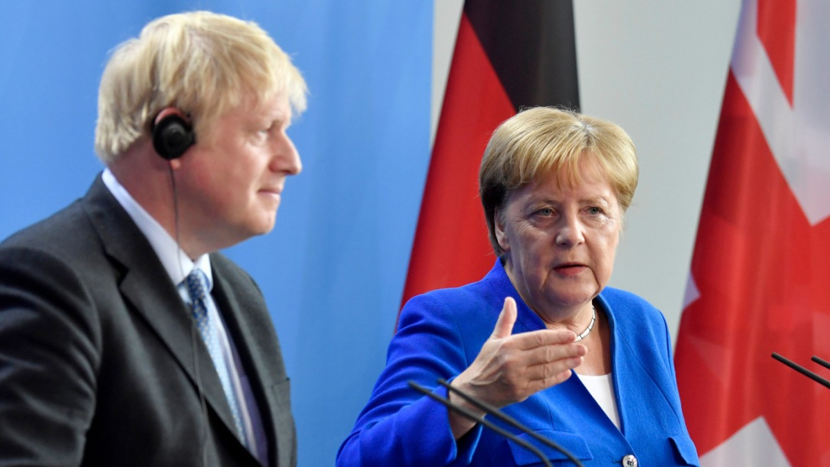 Brexit: Merkel hält Lösung der Irland-Frage für möglich