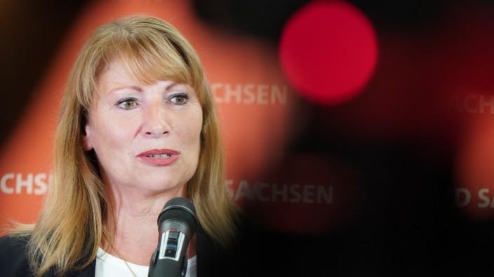 Integrationsministerin Köpping