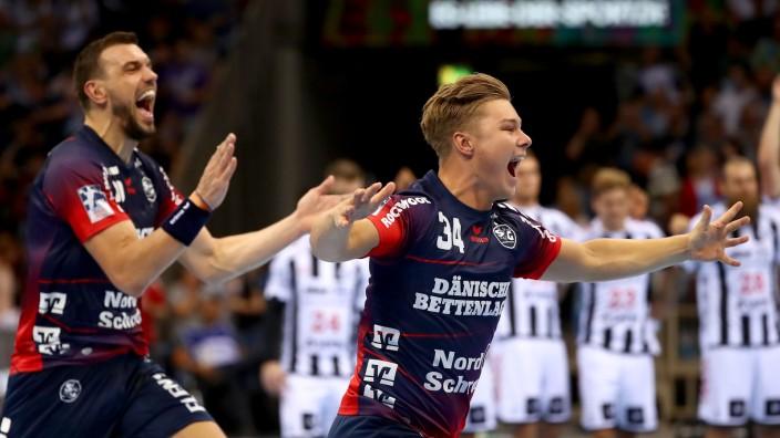 SG Flensburg-Handewitt v THW Kiel - PIXUM Supercup 2019
