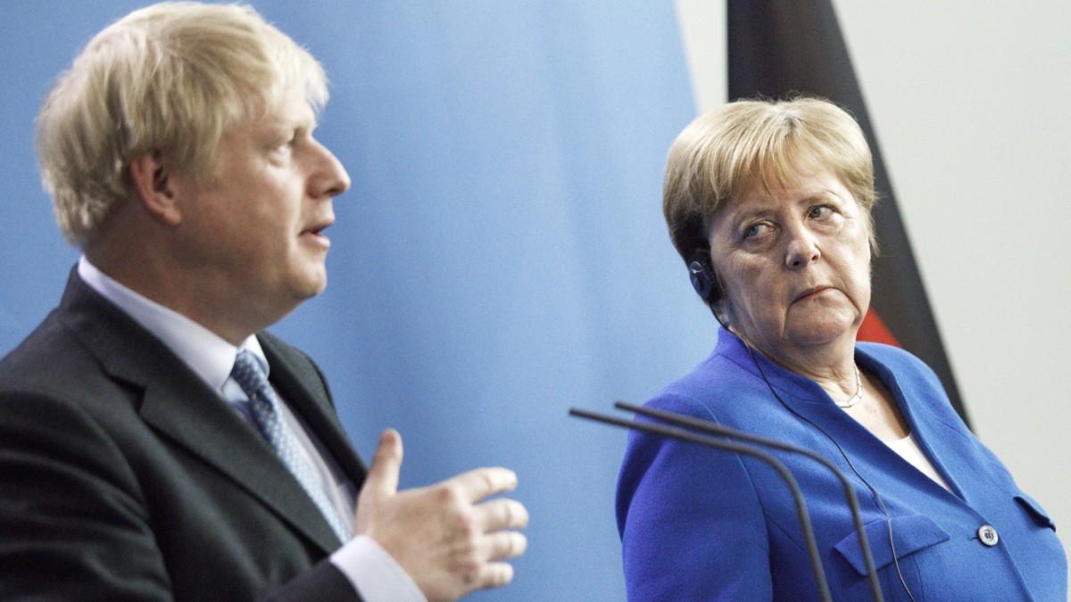 Brexit - Medien verstehen Merkel falsch - mit Absicht