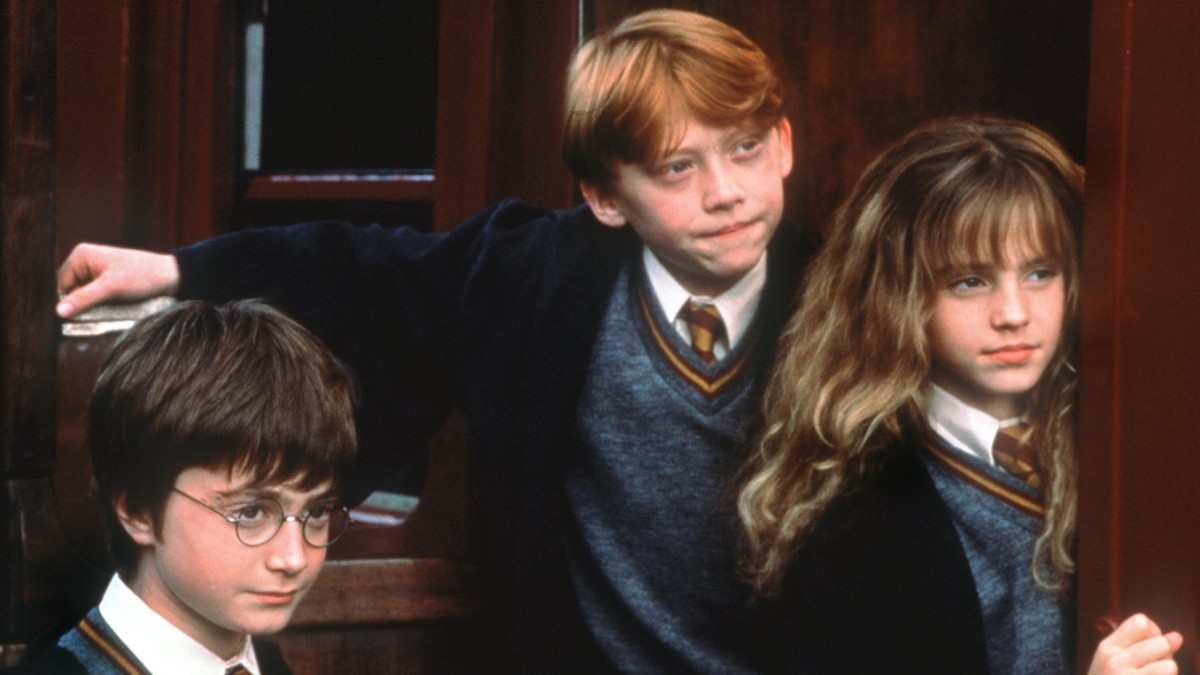 Harry Potter nonstop